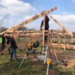 schaapskooi bouwen